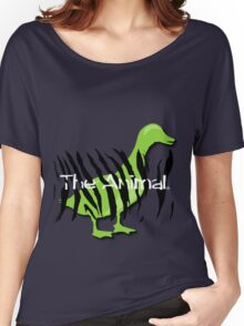 Duck - The Animal in YOU Women's Relaxed Fit T-Shirt