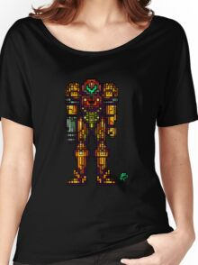 Samus Aran - The Metroid Slayer Women's Relaxed Fit T-Shirt