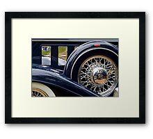Chrysler Framed Print