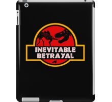 Jurassic Betrayal iPad Case/Skin