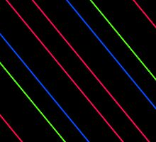 Smartphone case - Pin Stripe by Mark Podger