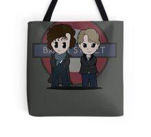 Baker Street Consultants Tote Bag