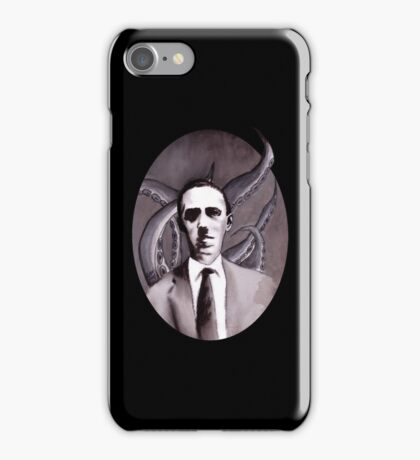 Shuddering At The Nameless Things iPhone Case/Skin
