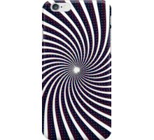 Abstract / Psychedelic Spiral Pattern iPhone Case/Skin