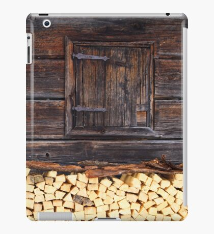 Cabin iPad Case/Skin