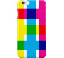 CMYK Pattern iPhone Case/Skin