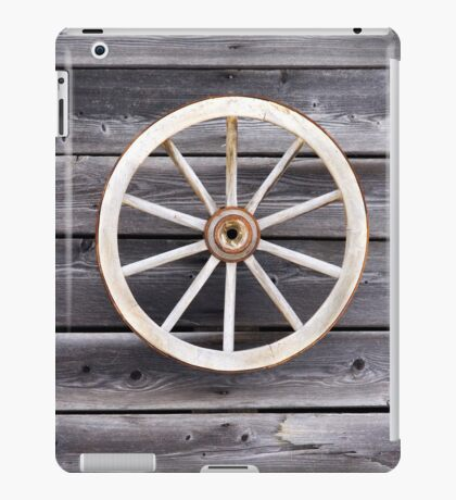 Cartwheel iPad Case/Skin