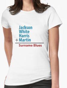 Surname Blues - Jackson, White, Harris, Martin T-Shirt