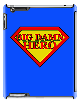 Big Damn Hero by perdita00