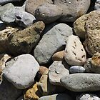 Pebbles iPad by Carol Bleasdale