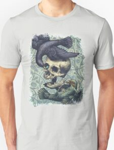 Bird Eat Skull T-Shirt