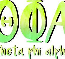 Theta Phi Alpha by sophhsophh