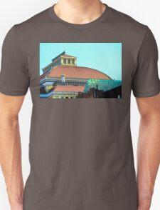 Troy Saving Bank Music Hall Unisex T-Shirt