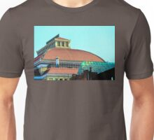 Troy Saving Bank Music Hall Unisex T-Shirt
