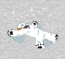 Wampa snow angel  Baby Tee
