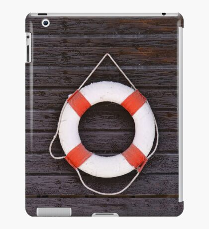 Life Belt iPad Case/Skin