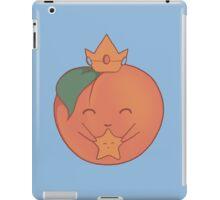 A Peachy Princess iPad Case/Skin