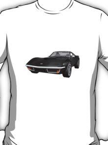 Black 1970 Corvette T-Shirt