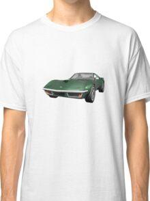 Green 1970 Corvette Classic T-Shirt