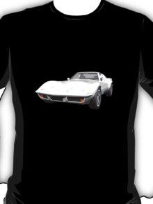 White 1970 Corvette T-Shirt
