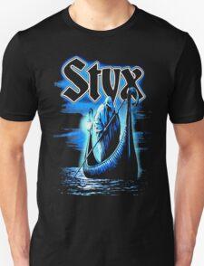 styx ferryman BAND TOUR Def01 T-Shirt