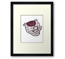 Pinky Bufflooms  Framed Print