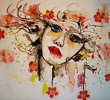 """""""Blossom"""" by Oya Noya"""