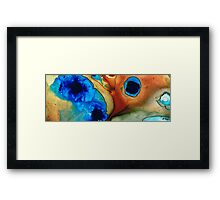 Infinity of Life Framed Print