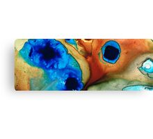 Infinity of Life Canvas Print