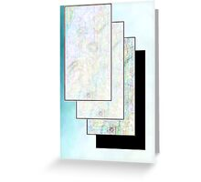 From The Dark To The Light - Energy Alters Greeting Card