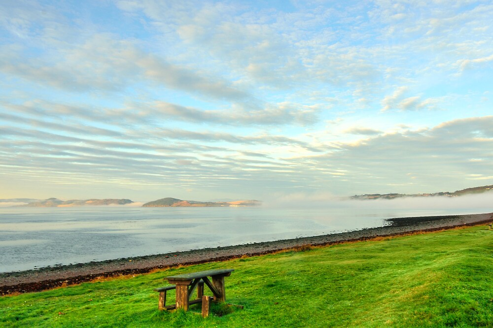 Moray Firth  by Stephen Frost