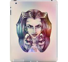 AeonFlux iPad Case/Skin