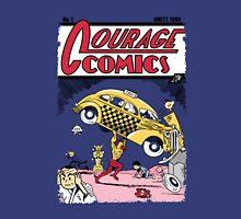 Courage Comics Unisex T-Shirt