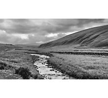 Borders Photographic Print
