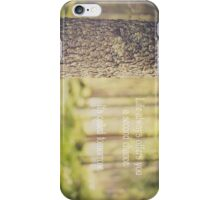life always offers you a second chance. it's called tomorrow iPhone Case/Skin