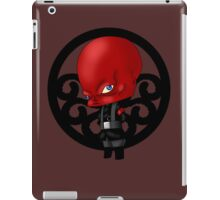 Chibi Red Skull iPad Case/Skin