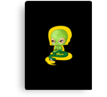 Chibi Scorpion Canvas Print