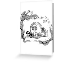 doodle collection 2 Greeting Card