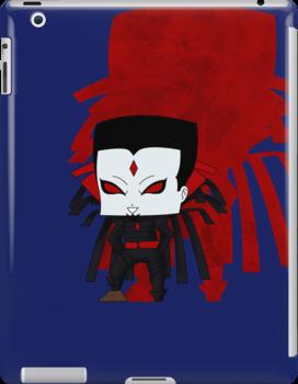 Chibi Sinister by artwaste