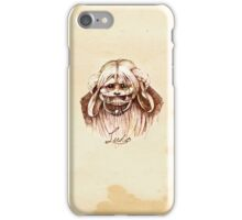 Ludo fwend iPhone Case/Skin