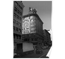 Powell Street, San Francisco  Poster