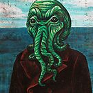 Man from Innsmouth by aglastudio