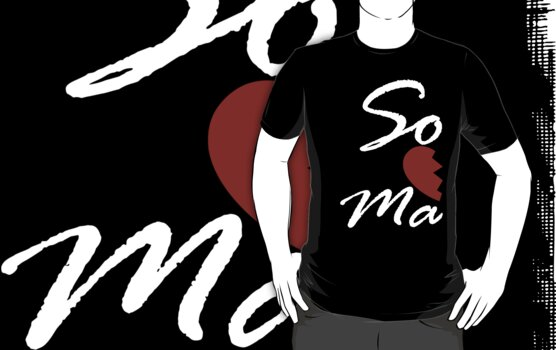 Soul Mate - Right Black by beone