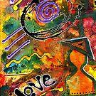 The Language of ART - Vol I by © Angela L Walker