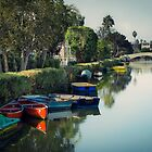 The Canals of Venice, CA by jjbentley