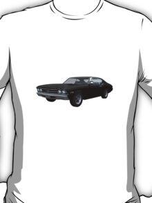 Black 1969 Chevelle SS T-Shirt