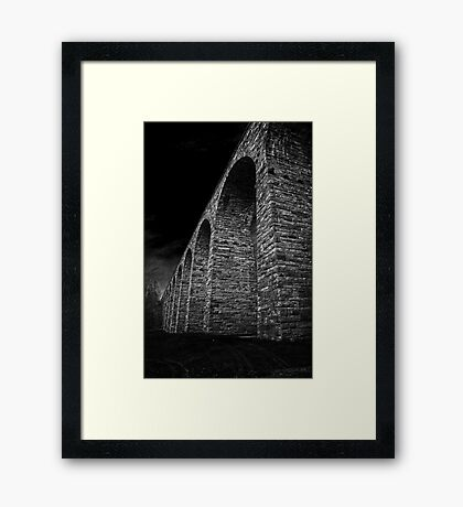 When there were Giants Framed Print