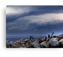 Nor-Easter Brewing Canvas Print