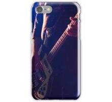 Bass Player iPhone Case/Skin