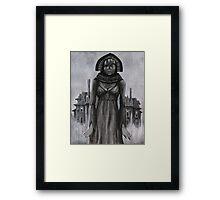 Banshee Bride Framed Print